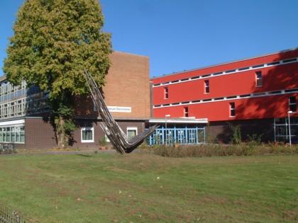Schule in Baustellen