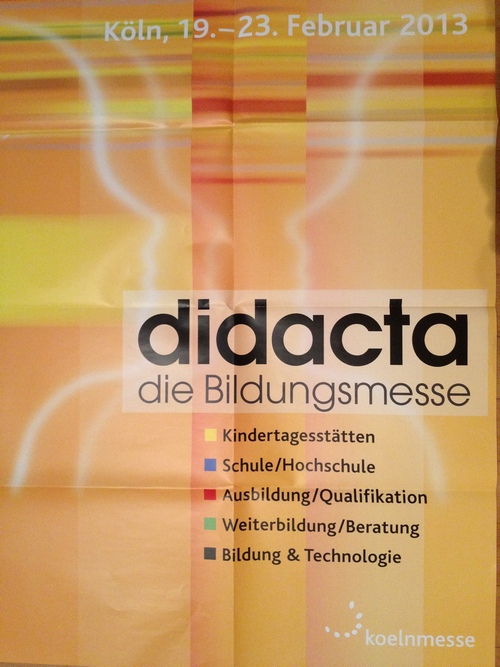 Didacta2013 in Aktuelles